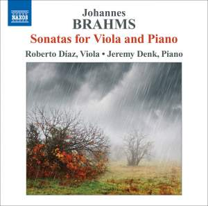 Brahms - Sonatas for Viola and Piano