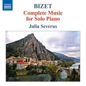 Bizet: Complete Piano Music