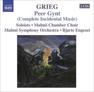Grieg - Orchestral Music Volume 5