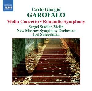 Garofalo: Violin Concerto & Romantic Symphony Product Image