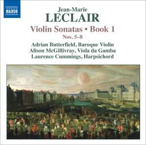 Leclair - Violin Sonatas Volume 2