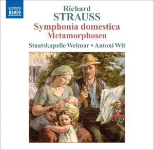 Strauss - Symphonia Domestica Product Image