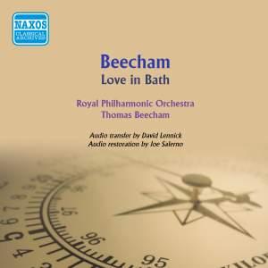 Handel: Love in Bath (suite on Handel arias by Sir Thomas Beecham)