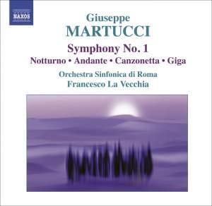 Martucci: Complete Orchestral Music Volume 1