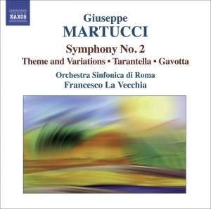 Martucci: Complete Orchestral Music Volume 2
