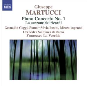 Martucci: Complete Orchestral Music Volume 3 Product Image