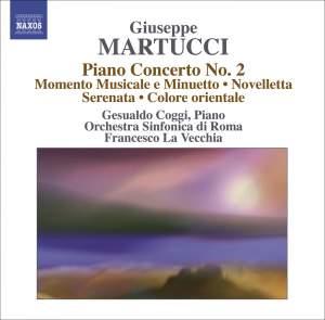 Martucci: Complete Orchestral Music Volume 4