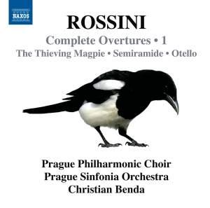 ROSSINI, G.: Overtures (Complete), Vol. 1 (Prague Sinfonia, Benda)