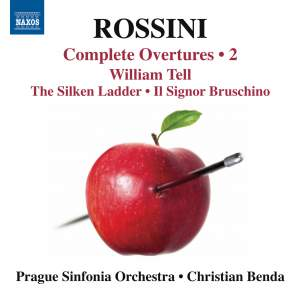 Rossini: Complete Overtures, Vol. 2 Product Image