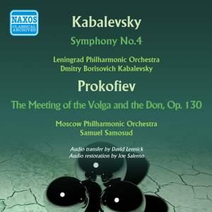 Kabalevsky: Symphony No. 4