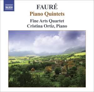 Fauré: Piano Quintets Nos. 1 & 2