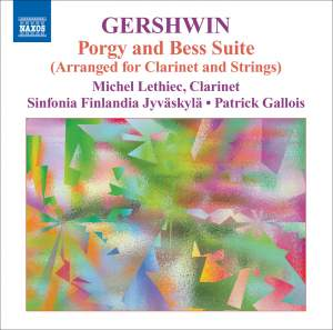 Gershwin: Music for Clarinet and Strings Product Image