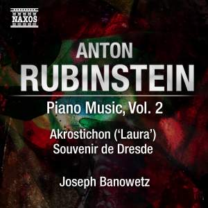 Rubinstein: Piano Music Volume 2 (1852-1894) Product Image