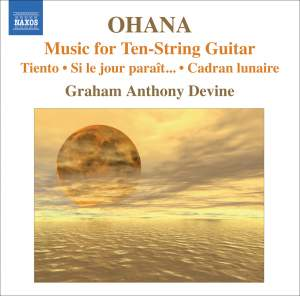 Ohana: Music for Ten-String Guitar Product Image
