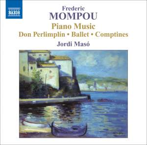 Mompou: Piano Music Volume 5 Product Image