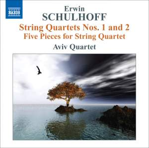 Schulhoff: Music for String Quartet