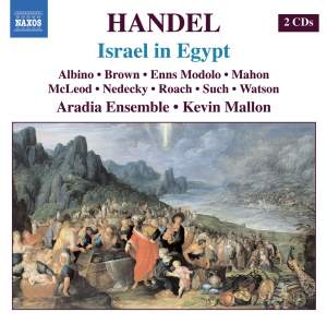 Handel: Israel in Egypt, HWV54 Product Image