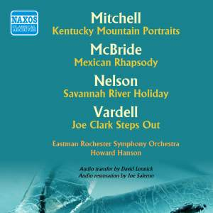 McBride, Nelson, Mitchell & Vardell: Orchestral Music