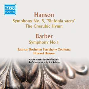 Hanson: Symphony No. 5 & The Cherubic Hymn