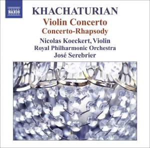Khachaturian: Violin Concerto Product Image