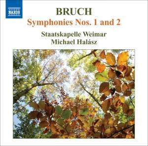 Bruch: Symphonies Nos. 1 & 2 Product Image
