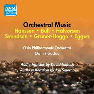 Norwegian Orchestral Music