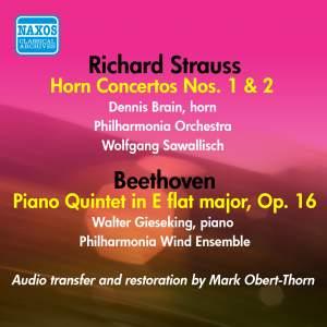 R. Strauss: Horn Concertos Nos. 1 & 2