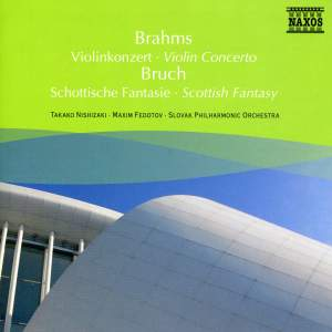 Brahms: Violin Concerto & Bruch: Scottish Fantasy