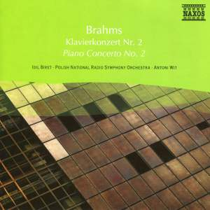 Brahms: Piano Concerto No. 2 Product Image