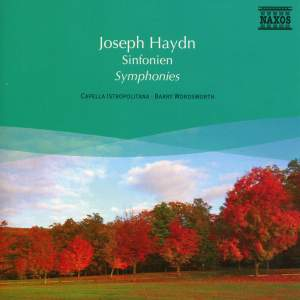 Haydn: Symphonies Nos. 44, 45 and 104 Product Image