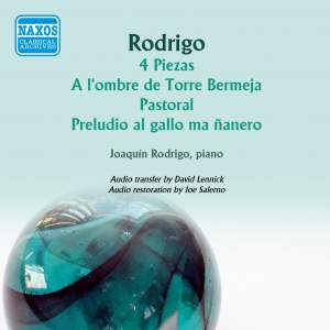 Rodrigo Plays Rodrigo