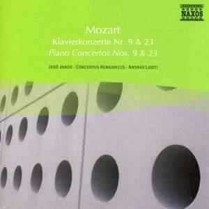 Mozart: Piano Concertos Nos. 9 and 23 Product Image