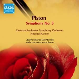 Piston: Symphony No. 3