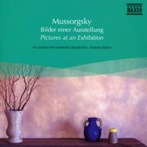 Mussorgsky: Pictures at an Exhibition etc Product Image