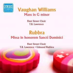 Vaughan Williams & Rubbra: Masses