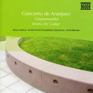 Rodrigo: Concierto de Aranjuez and other works for guitar Product Image
