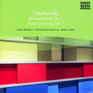 Tchaikovsky: Piano Concerto No. 1 etc Product Image
