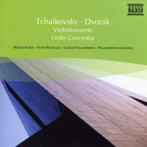 Tchaikovsky & Dvorak: Violin Concerti Product Image