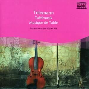 Telemann: Tafelmusik Product Image