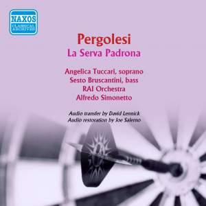 Pergolesi: La Serva Padrona