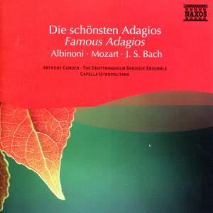 Albinoni / Mozart / Bach: Famous Adagios Product Image