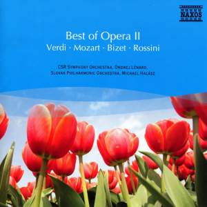 Best of Opera II Product Image