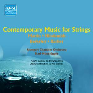 Contemporary Music for Strings