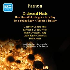 Orchestral Music of Robert Farnon