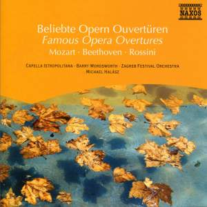 Famous Opera Overtures Product Image