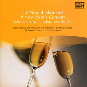 A New Year's Concert: Strauss Waltzes etc Product Image
