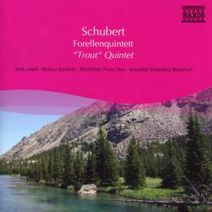 Schubert: Trout Quintet and other works Product Image