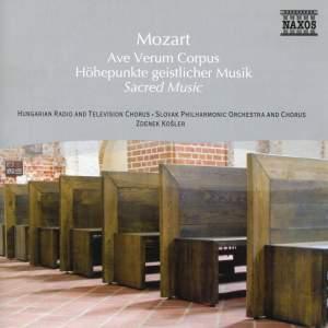 Mozart: Sacred Music Product Image