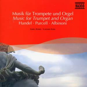 Music for Trumpet and Organ Product Image