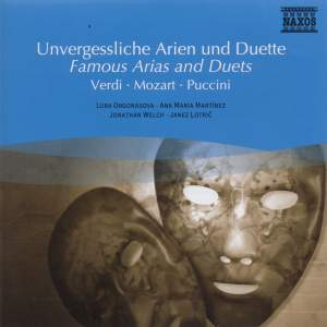 Famous Arias and Duets
